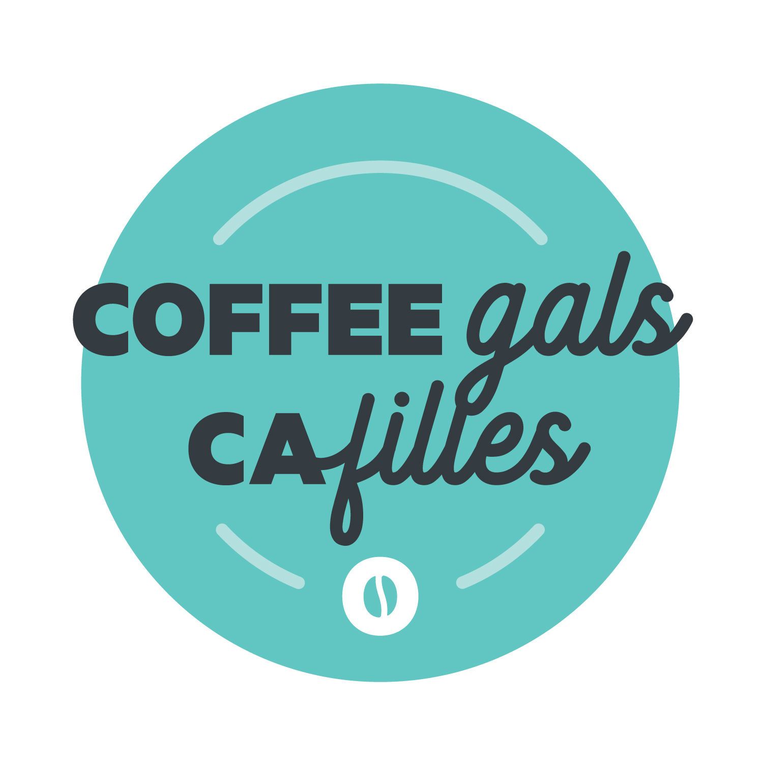 Coffee gals logo